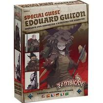 Zombicide: Black Plague Special Guest Edouard Gutton