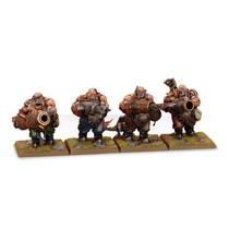 Ogre Kingdoms Leadbelchers