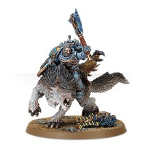 Space Wolves Lord on Thunderwolf
