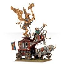 Empire Volkmar The Grim on War Altar of Sigmar