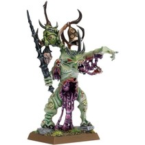 Chaos Daemons Herald of Nurgle