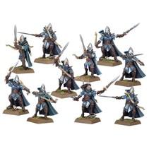 High Elf Shadow Warriors/Sisters of Avelorn