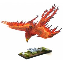 High Elf Flamespyre Phoenix