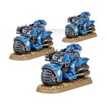 Space Marine Bike Squad