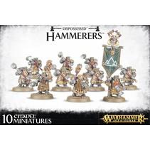 Dwarf Hammerers/Longbeards