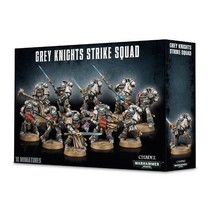 Grey Knight Strike Squad