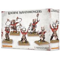 Khorne Wrathmongers/Skullreapers