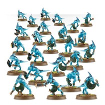 Lizardmen: Skink Regiment