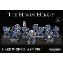 The Horus Heresy: Mk IV Space Marines