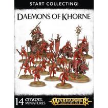Start Collecting: Deamons of Khorne