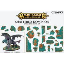 Shattered Dominion: Large Base Detail Kit