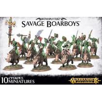 Bonesplitterz: Savage Boarboyz