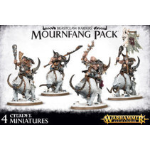 Beastclaw Raiders: Mournfang Pack