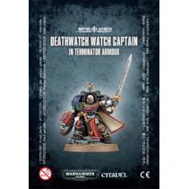 Deathwatch: Captain in Terminator Armour