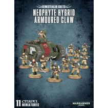 Genestealer Cults: Neophyte Hybrid Armoured Claw