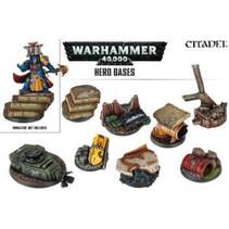 Warhammer 40.000: Hero Bases