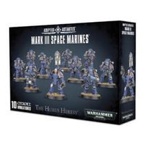 The Horus Heresy: Mk III Space Marines