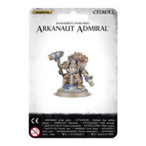 Kharadron Overlords: Arkanaut Admiral