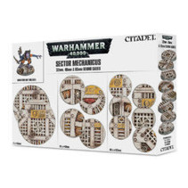 Sector Mechanicus: 32mm, 40mm & 65mm Round Bases (20&40)