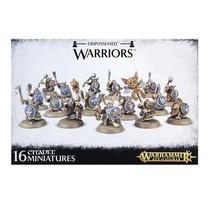 Dwarf Warrior Regiment
