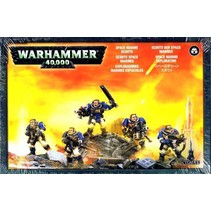 Space Marine Scouts Box