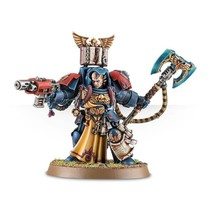 Blood Angels Libriarian in Terminator Amour