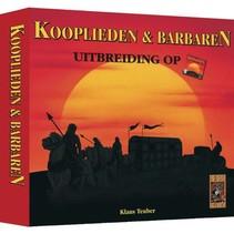 Kolonisten van Catan: Kooplieden en Barbaren uitbreiding oude versie