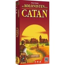 Kolonisten van Catan 5-6 uitbreiding Nieuwe Editie