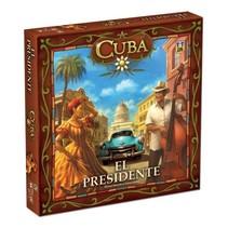 El Presidente - uitbreiding Cuba