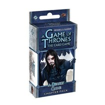 Game of Thrones LCG: A Deadly Game Chapter Pack