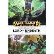 The Realmgate Wars Novel 10: Lord of Undeath Novel (HC)
