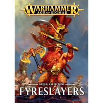 Battletome Order: Fyreslayers (HC)