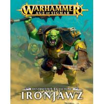 Battletome Destruction: Ironjawz (HC)