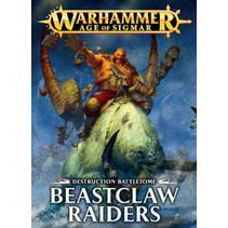 Battletome Destruction: Beastclaw Raiders (HC)