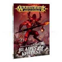 Battletome Chaos: Blades of Khorne (HC)
