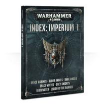 Warhammer 40K Index: Imperium 1