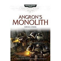 Space Marine Battles: Angron's Monolith (HC)