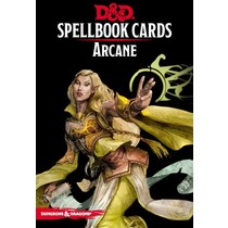 D&D 5th Edition Spellbook Cards: Arcane