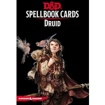 D&D 5th Edition Spellbook Cards: Druid
