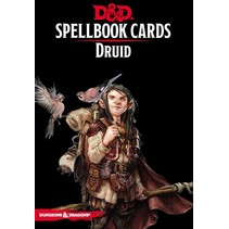 D&D 5th Edition Spellbook Cards: Druid