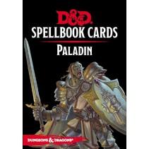 D&D 5th Edition Spellbook Cards: Paladin