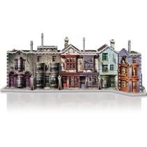 Wrebbit puzzle Harry Potter Diagon Alley