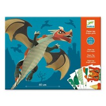 Paper Toy: Giant Dragon