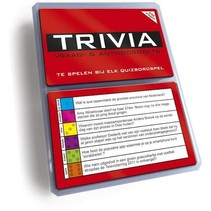 Quizvragen (Triviant, Trivial Pursuit) Aanvulset (refresh)
