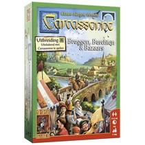 Carcassonne: Bruggen, Burchten en Bazaars (nieuw)