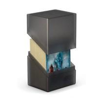Ultimate Guard Boulder Deck Case 80+ Onyx