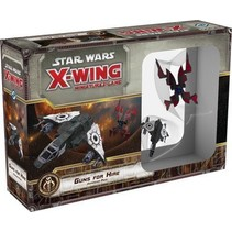 Star Wars X-Wing Miniatures: Guns for Hire