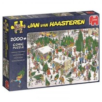 Jvh: De Kerstbomenmarkt (2000)