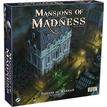 Mansions of Madness 2nd Edition: Streets of Arkham