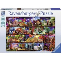 Wereld van de Boeken puzzel (2000)